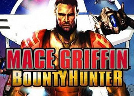 Обложка игры Mace Griffin: Bounty Hunter