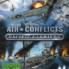 Обложка для игры Air Conflicts: Pacific Carriers