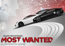 Обложка к игре Need for Speed: Most Wanted (2012)