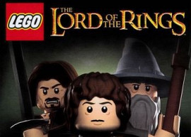 Обложка игры LEGO The Lord Of The Rings