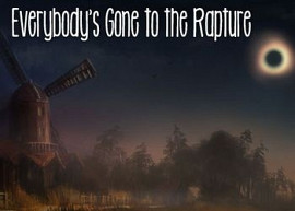 Обложка к игре Everybody's Gone to the Rapture