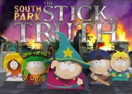 Обложка к игре South Park: The Stick of Truth