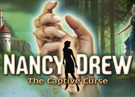 Обложка игры Nancy Drew: The Captive Curse
