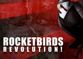 Обложка к игре Rocketbirds: Hardboiled Chicken