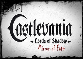 Обложка к игре Castlevania: Lords of Shadow - Mirror of Fate