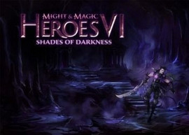 Обложка к игре Might & Magic: Heroes 6 - Shades of Darkness