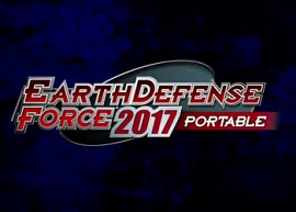 Обложка игры Earth Defense Force 2017 Portable