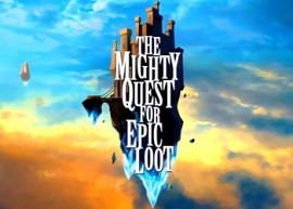 Обложка к игре Mighty Quest for Epic Loot, The