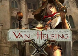 Обложка к игре Incredible Adventures of Van Helsing, The