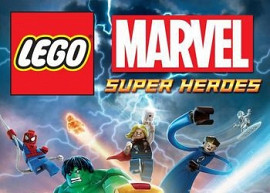 Обложка игры LEGO: Marvel Super Heroes