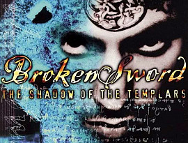 Обложка игры Broken Sword: The Shadow of the Templars