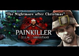 Обложка к игре Painkiller Hell & Damnation: Satan Claus