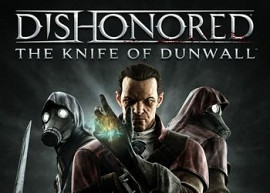 Обложка для игры Dishonored: The Knife of Dunwall