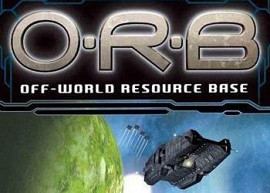 Обложка игры O.R.B: Off-World Resource Base