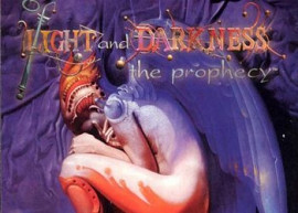 Обложка игры Of Light and Darkness: The Prophecy