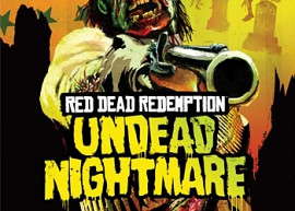 Обложка к игре Red Dead Redemption: Undead Nightmare