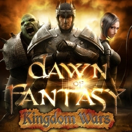 Обложка к игре Dawn of Fantasy: Kingdom Wars