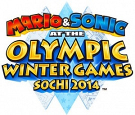Обложка к игре Mario & Sonic at the Sochi 2014 Olympic Winter Games