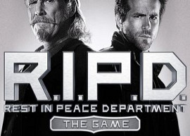 Обложка к игре R.I.P.D. The Game