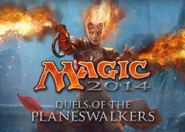 Обложка игры Magic: The Gathering - Duels of the Planeswalkers 2014