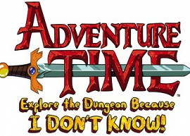Обложка к игре Adventure Time: Explore the Dungeon Because I DON'T KNOW!