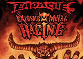 Обложка игры Earache Extreme Metal Racing
