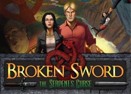 Обложка к игре Broken Sword 5 - The Serpent's Curse - Part 1