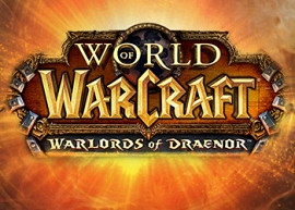 Обложка к игре World of Warcraft: Warlords of Draenor
