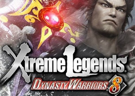 Обложка к игре Dynasty Warriors 8: Xtreme Legends