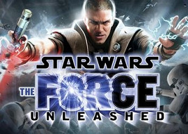 Обложка к игре Star Wars: The Force Unleashed
