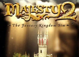Обложка игры Majesty 2: The Fantasy Kingdom Sim