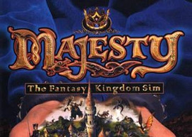 Обложка игры Majesty: The Fantasy Kingdom Sim