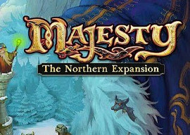 Обложка игры Majesty: The Northern Expansion