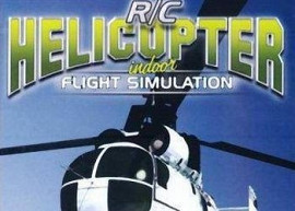 Обложка для игры R and C Helicopter Indoor Flight Simulation