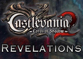 Обложка для игры Castlevania: Lords of Shadow 2 - <font style='background-color: #FFE2CC;'>Revelation</font>s