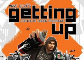 Обложка к игре Marc Ecko's Getting Up: Contents Under Pressure