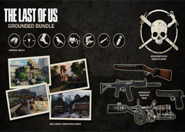 Обложка для игры Last of Us: Grounded Bundle, The