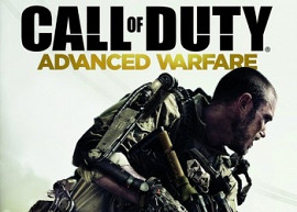 Обложка к игре Call of Duty: Advanced Warfare
