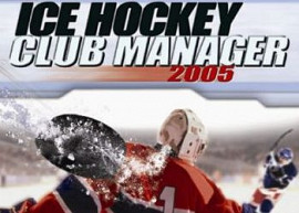 Обложка игры Ice Hockey Club Manager 2005
