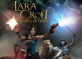 Обложка к игре Lara Croft and the Temple of Osiris
