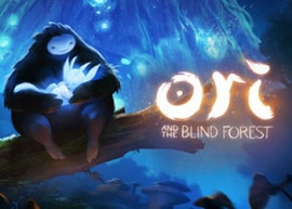 Обложка к игре Ori and The Blind Forest