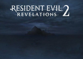 Обложка для игры Resident Evil: <font style='background-color: #FFE2CC;'>Revelation</font>s 2 Episode 1: Penal Colony