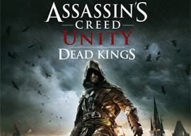Обложка к игре Assassin's Creed: Unity - Dead Kings