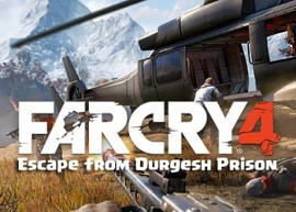Обложка к игре Far Cry 4: Escape from Durgesh Prison