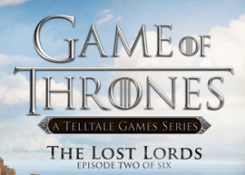 Обложка к игре Game of Thrones: Episode 2: The Lost Lords