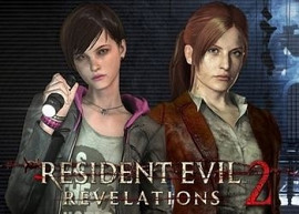 Обложка для игры Resident Evil: <font style='background-color: #FFE2CC;'>Revelation</font>s 2 - Episode 4: Metamorphosis