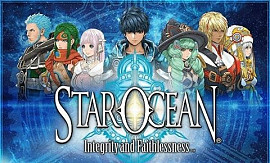 Обложка к игре Star Ocean: Integrity and Faithlessness