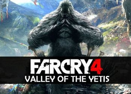 Обложка к игре Far Cry 4: Valley of the Yetis