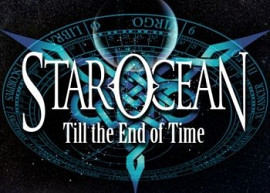 Обложка к игре Star Ocean: Till the End of Time
