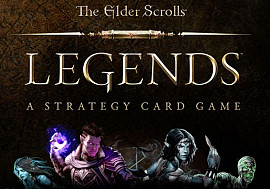 Обложка игры Elder Scrolls: Legends, The